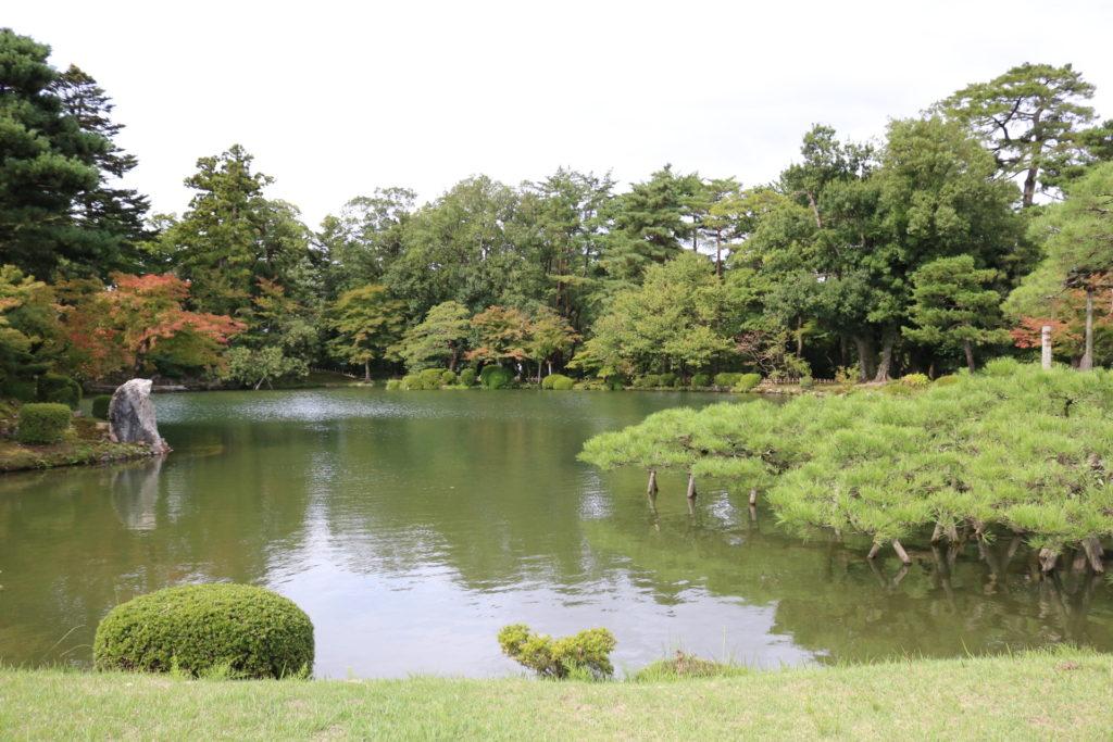 金沢の兼六園