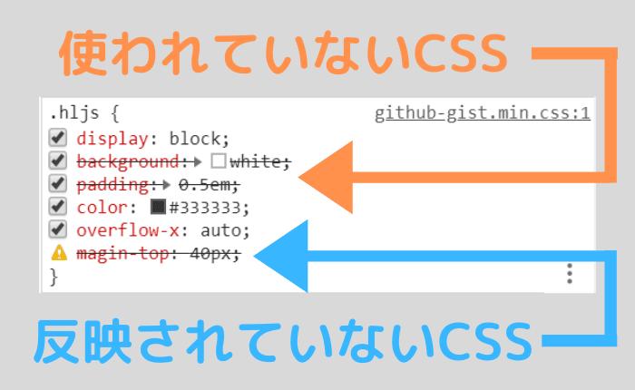 CSSの詳細