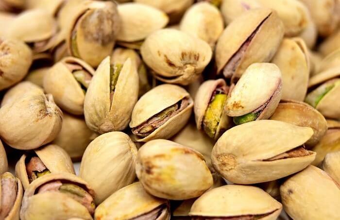 健康に良い食べ物①:ナッツ類
