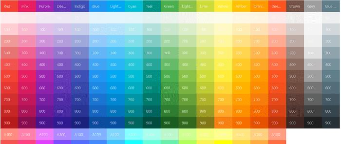 検索窓の色について