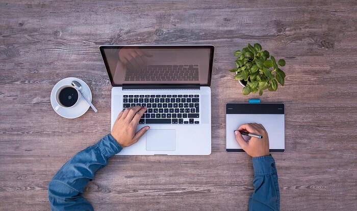 リモートワーク可能な職種:Webデザイナー